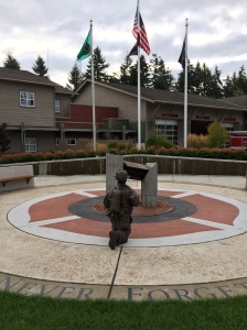 West Pierce (Washington state) 9/11 memorial