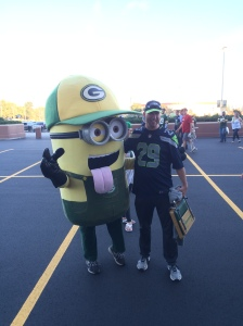 Packers Minion